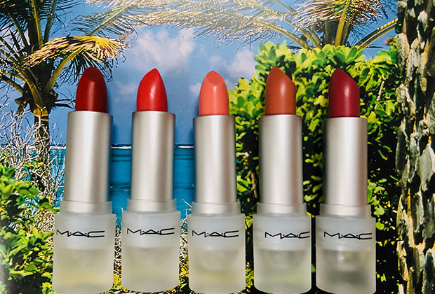 MAC Cosmetics Loud & Clear Lipstick giveaway