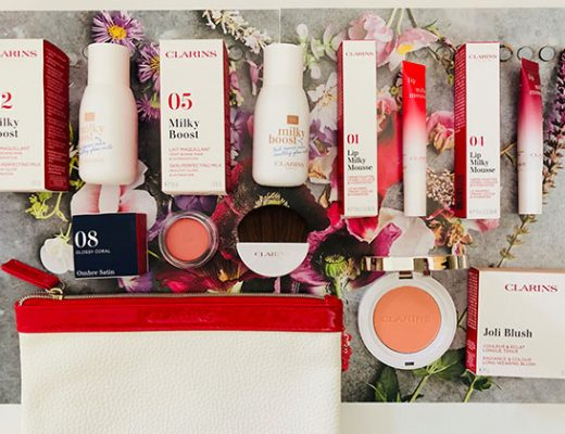 Clarins Milk Shake Collection Giveaway