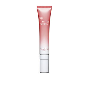 Clarins Lip Milky Mousse in Milky Pink