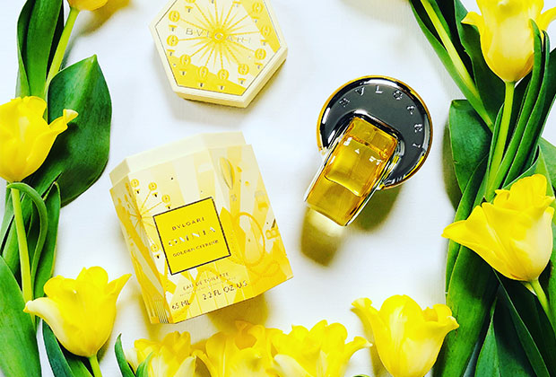 Bvlgari Omnia Golden Citrine fragrance