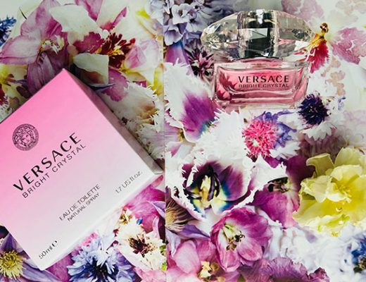 Versace Bright Crystal fragrance giveaway