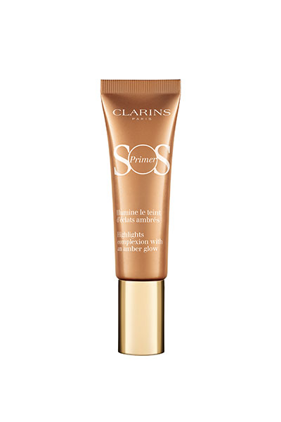 Clarins SOS Primer in Sunset Pearls