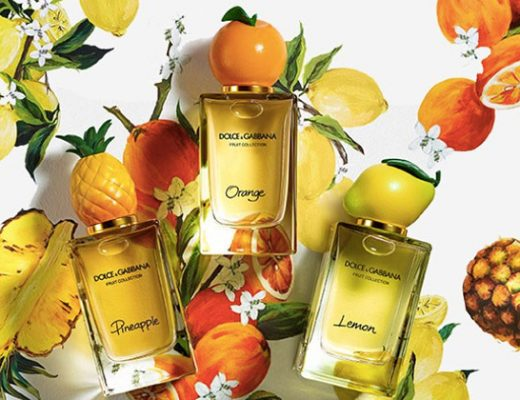 Dolce & Gabbana Fruit Collection fragrances