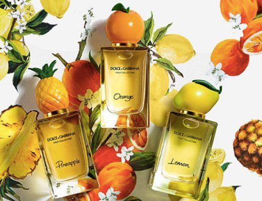 Dolce & Gabbana Fruit Collection fragrances