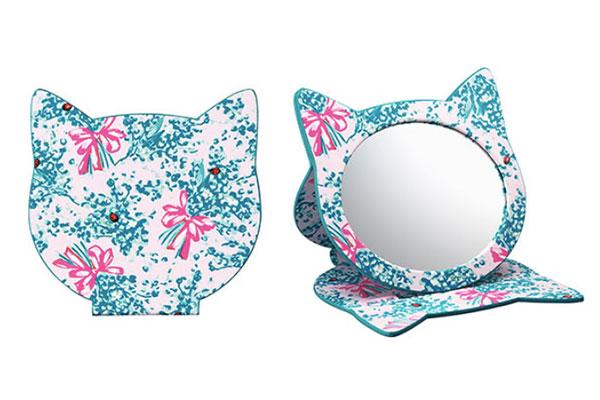 Paul & Joe Cat-Themed Makeup Mirror
