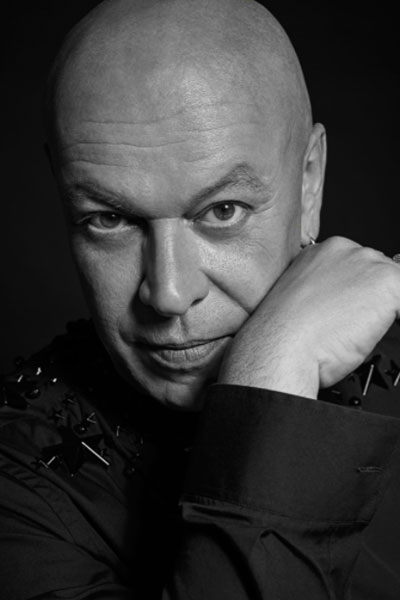 Givenchy Makeup Artistic Director Nicolas Degennes