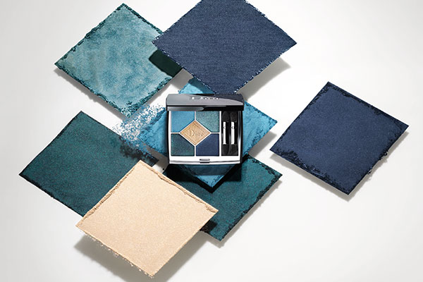 Dior 5-Couleurs Eye Palette in 279 Denim