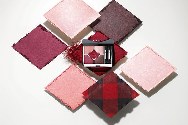 Dior 5-Couleurs in 879 Rouge Trafalgar
