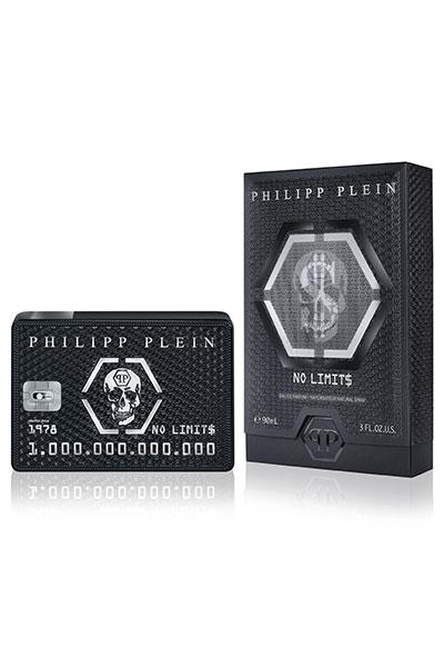 Philipp Plein's No Limits fragrance for him