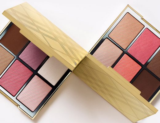 burberry essentials glow palettes