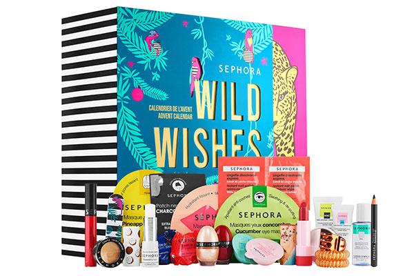 sephora wild wishes advent calendar