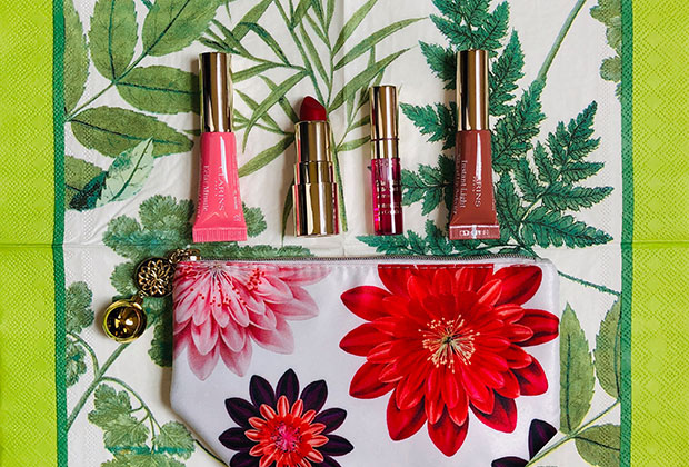 Clarins Beautiful Lips Set Giveaway