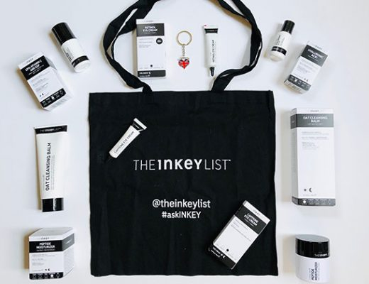 The Inkey List (at sephora.ca) Skincare Giveaway