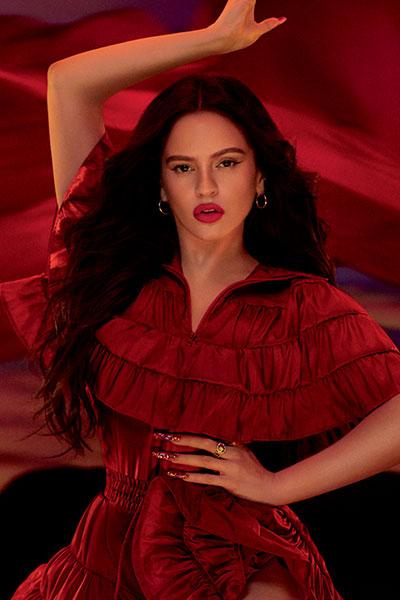 Pop star Rosalia