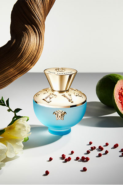 Versace pour femme Dylan Turquoise fragrance