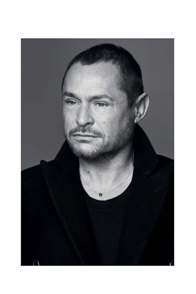 tom pescheux, creative director of YSL Makeup