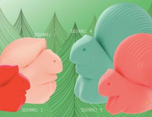 Pupa Milan Squirrel Palettes