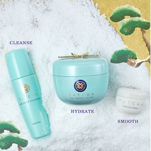 Tatcha Pure & Pore-Perfecting Trio