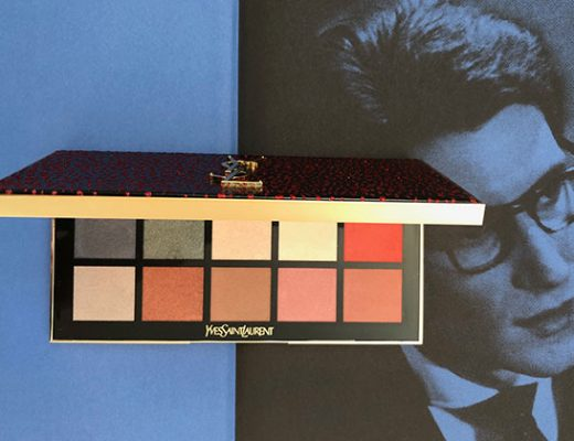 ysl beauté couture colour clutch eye & face palette