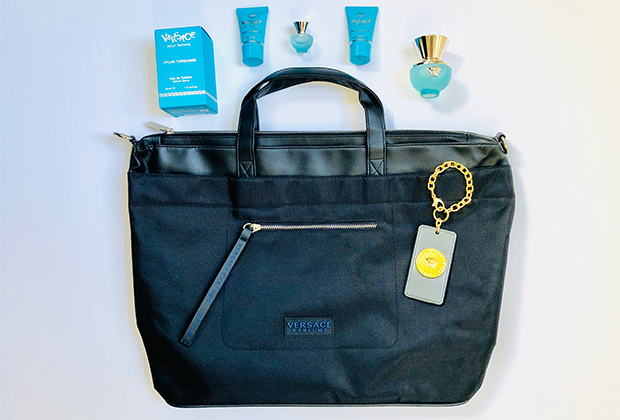 Versace Dylan Turquoise at Sephora giveaway