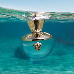 Versace Dylan Turquoise