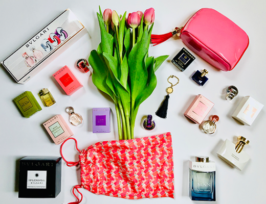 Love Bvlgari Fragrances at Shoppers Giveaway