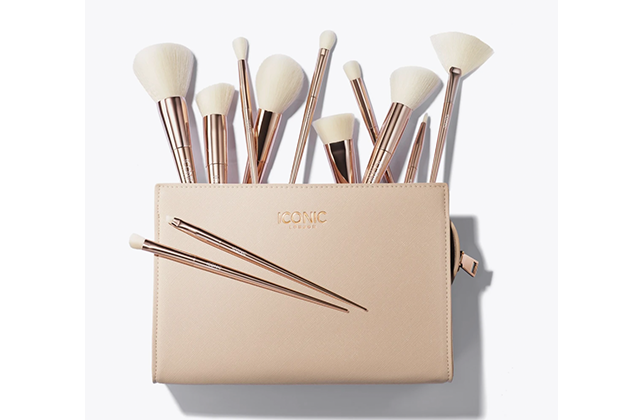 ICONIC London Ultimate Brush Set