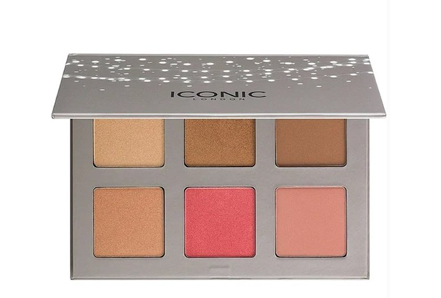 ICONIC London Face Palette in Blaze Chaser