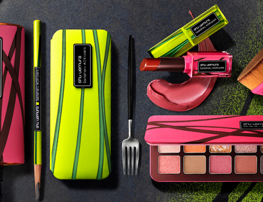 shu uemura x sadaharu aoki paris makeup collection