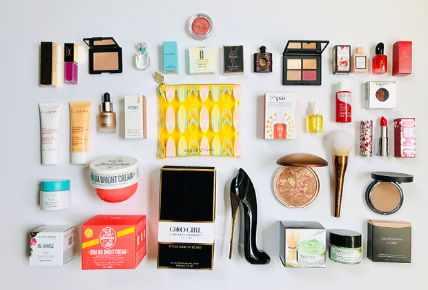 Dave's Welcome Summer Beauty Giveaway