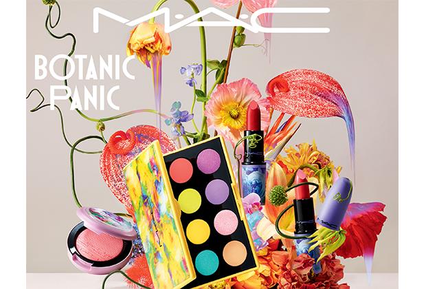 MAC Botanic Panic Eyeshadow Palette