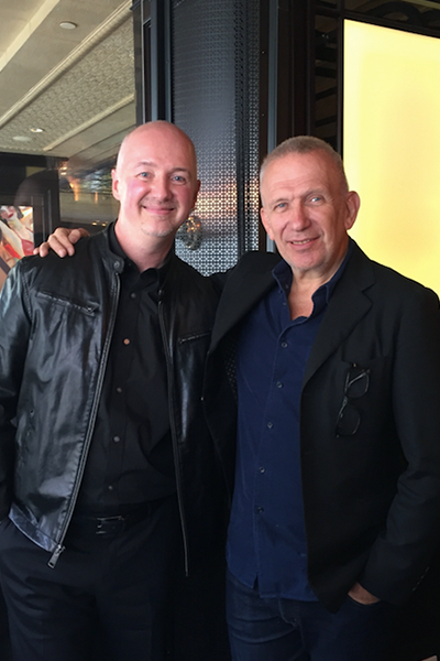 Dave and Jean Paul Gaultier