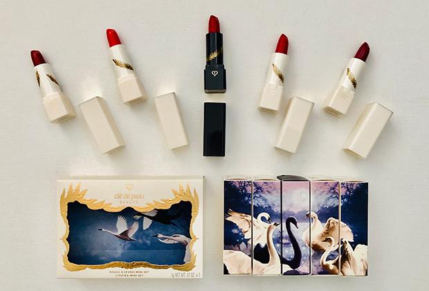 Cle de Peau Lipstick Mini Set